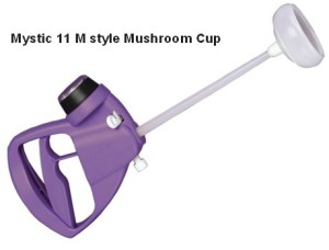Vacuum and Forceps - Mystic M style Mushroom Cup