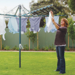 Myths and Tales About Pregnancy - Hanging Washing
