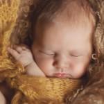 VBAC vs Elective Caesarean Section - Baby Sleeping