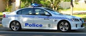 Lifestyle of an Obstetrician - Police Car