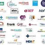 Health Fund Logos