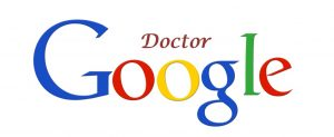 Please don't 'Dr Google'