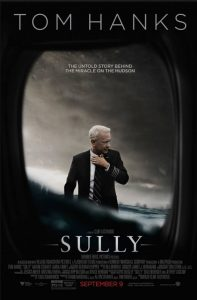 Experience in Crisis - Sully Movie Poster