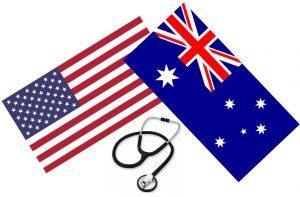 Health Insurance Premiums - USA vs Australia