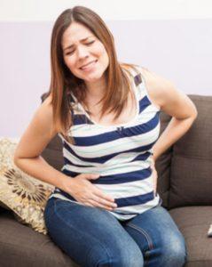 Suspected Appendicitis - Pregnancy Discomfort