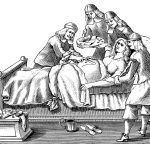 Caesarean Section in 17th Century