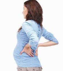 Backache in Pregnancy