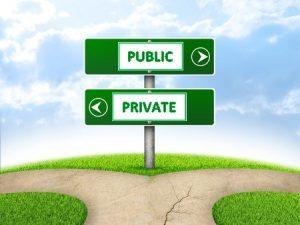 Public vs Private Care