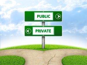 Public vs private pregnancy care