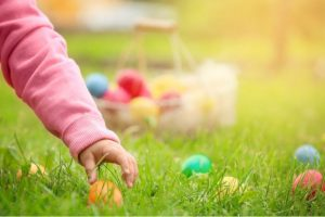 Happy Easter - Easter Egg Hunt